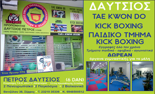 """TAE KWON DO """"ΗΡΑΚΛΗΣ ΣΕΡΡΩΝ"""""""