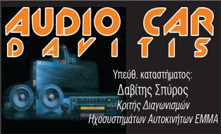 AUDIO CAR DAVITIS