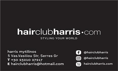 HAIR CLUB HARRIS