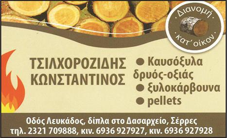 ΤΣΙΛΧΟΡΟΖΙΔΗΣ ΚΩΝΣΤΑΝΤΙΝΟΣ